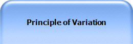 Principle of Variation